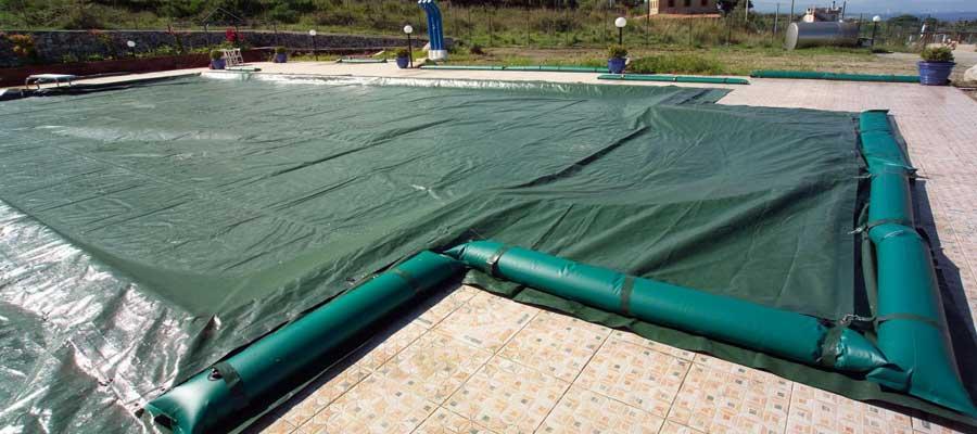 Coperture piscinaCopertura piscina invernale